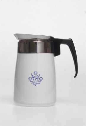 Coffee percolator, 1968.