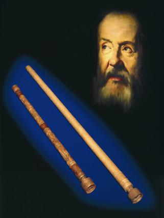 Galilei Galileo and his telescopes , 1610-1635.