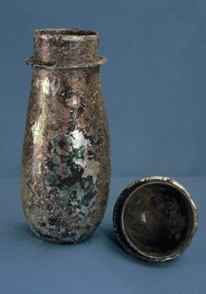 Islamic sublimation apparatus, 10th-12th century.