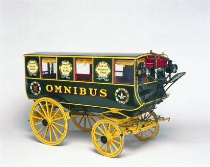 Shillibeer's omnibus, 1829.
