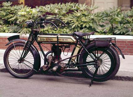 Rudge 'Multi' motorcycle, 1915.