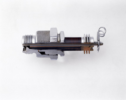 KLG sparking plug, type Ks1, 1935.