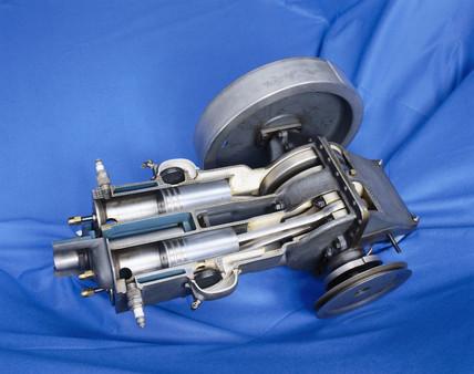 'Trojan' two-stroke engine, 1927.