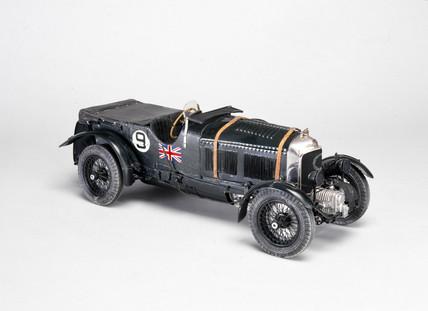 Bentley racing car, 1930.