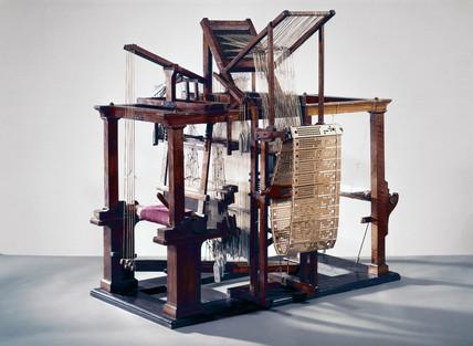 Falcon's loom, 1728.