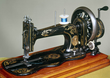 Singer New Family Sewing Machine 1865 1883 At Science