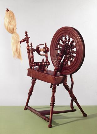 Saxony wheel, 1750-1800.