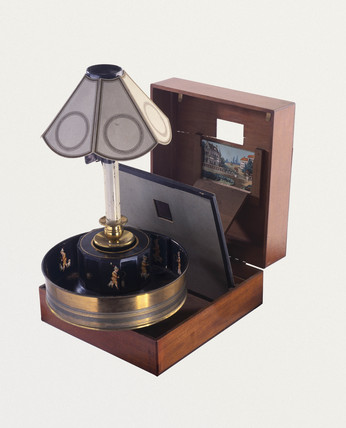 Praxinoscope, 1877.