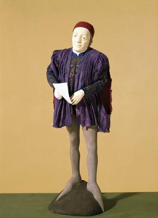 William Caxton, printer, late 15th century.