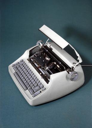 IBM 72 typewriter, c 1961.