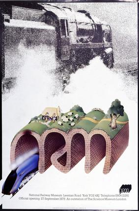 'NRM', NRM poster, 1975.