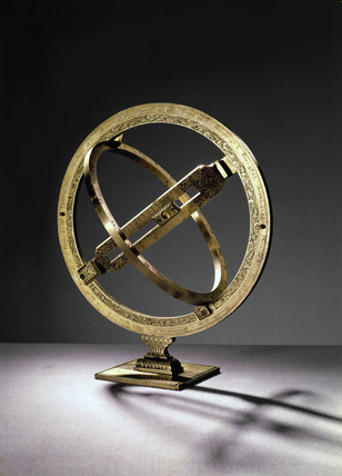 Universal ring dial, French, 18th century.