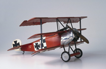 Fokker Triplane, 1917-1918.
