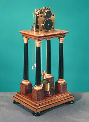 Hipp chronoscope, Swis, 1888.