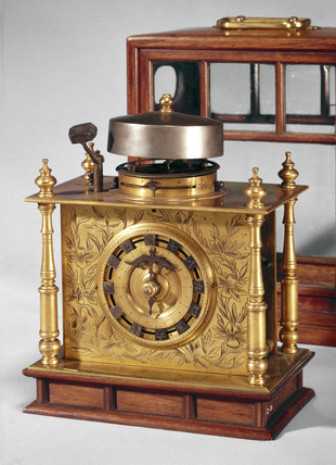 Table clock, Japanese.