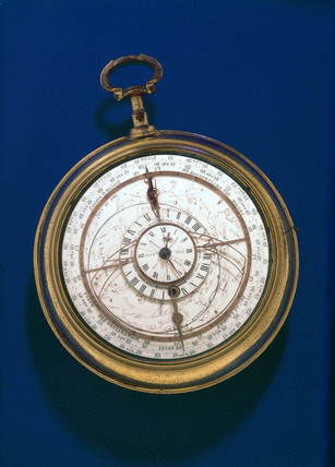 Astronomical watch, c 1790.