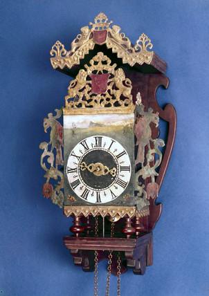 Friesland alarm timepiece.