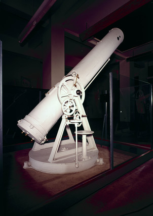 Nasmyth's 20 inch reflecting telescope, 1850-52.