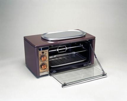 Belling Rotadine oven/hotplate, 1965.