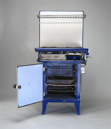 'Kingsway' New World gas cooker, c 1935.