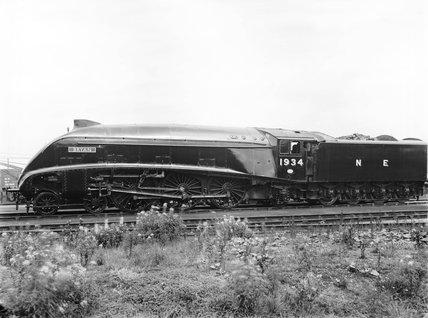 A4 class locomotive, 1944.