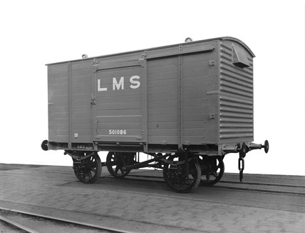 Box van, 7 March 1934.