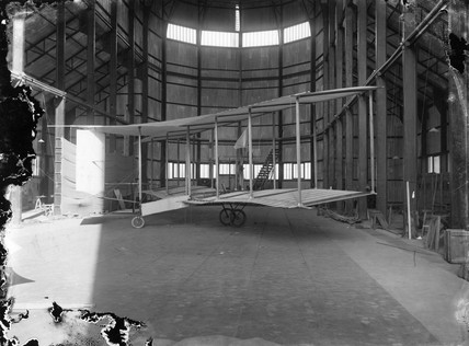 Cody aeroplane No1, 1908.