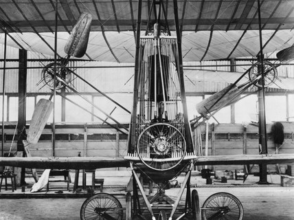 Cody aeroplane No1, September 1908.