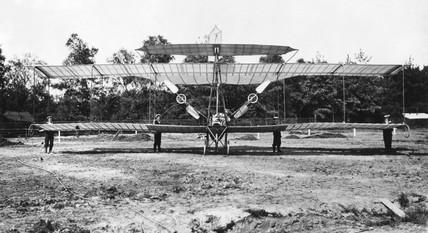 Cody aeroplane No1, May-June 1908.