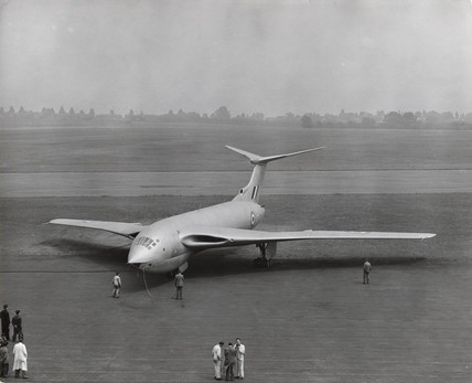 Handley Page Victor, 1950s.