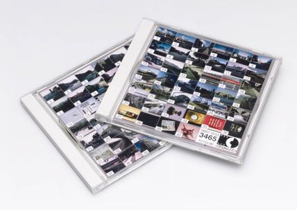 Compact discs (CDs), 2004.