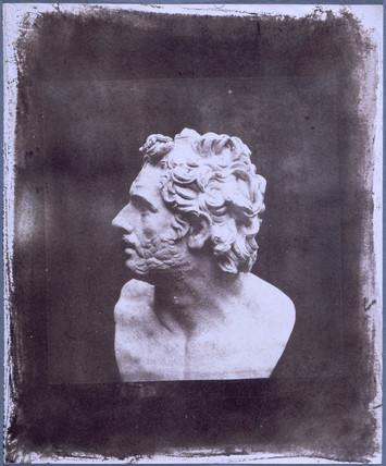 Bust of Patroclus, 1841.