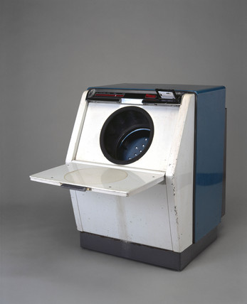 Hoover 'Keymatic' washing machine, 1963.