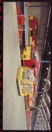 Park Royal depot, 2000.