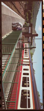 Crianlarich Station, 2000.