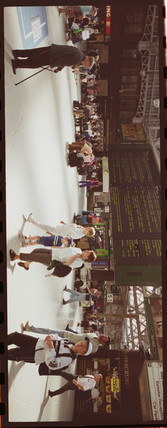 Glasgow Central Station, 2000.