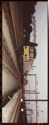 EWS train, 2000.