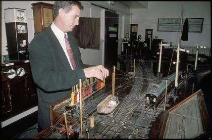 Signalling school, 1996.