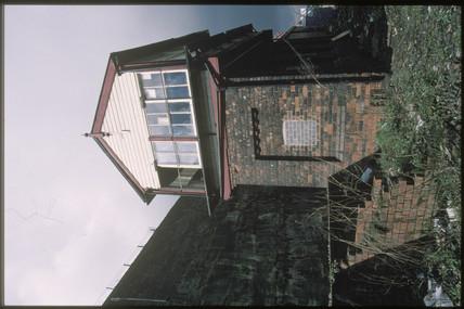 Olive Mount signal-box, 1996.