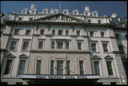 Great Western Railway Hotel, London, 1996.