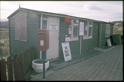 Achnasheen Post Office, 1997.