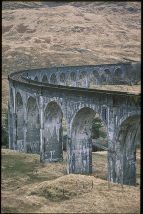 Glenfinnan Viaduct, 1997