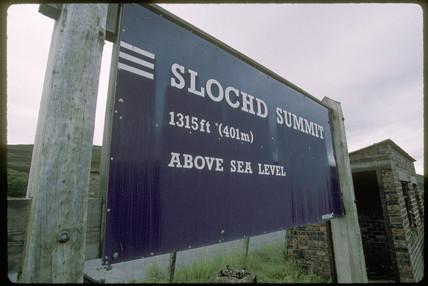 Slochd Summit, 1997.
