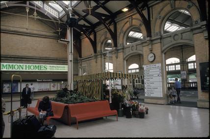 York Station, 1987.