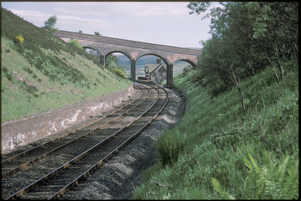 Bridge at Dent Station, 1994.