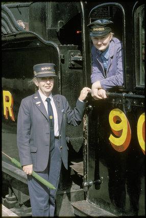 North York Moors Railway, 1994.