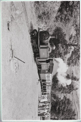 Fairlie locomotive, c 1955.