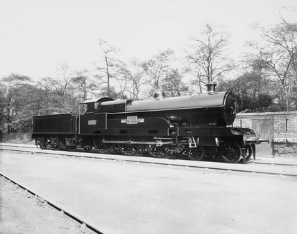 Locomotive number 1914, 1922.