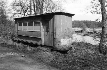 Converted carriage, 1967.
