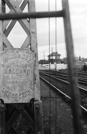 Lambton Railway, 1967.